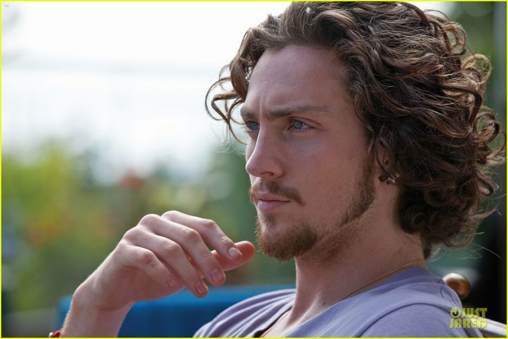 Aaron Johnson: 'Savages'