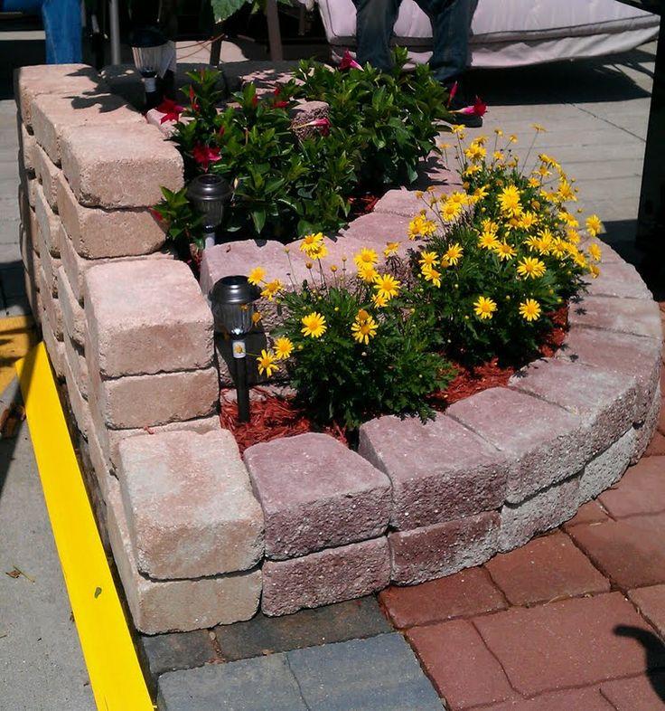 Corner Floral Garden Area: 1463 Best Images About Yard And Garden Ideas On Pinterest