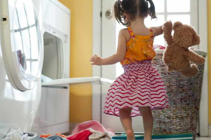 Toddler Chores: Showing Little Ones How to Help Out | Seventh Generation