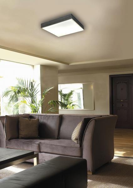Alu quadro 30 taklampe dimbar LED - Lightup.no - Nettbutikk med belysning, utebelysning og utelamper