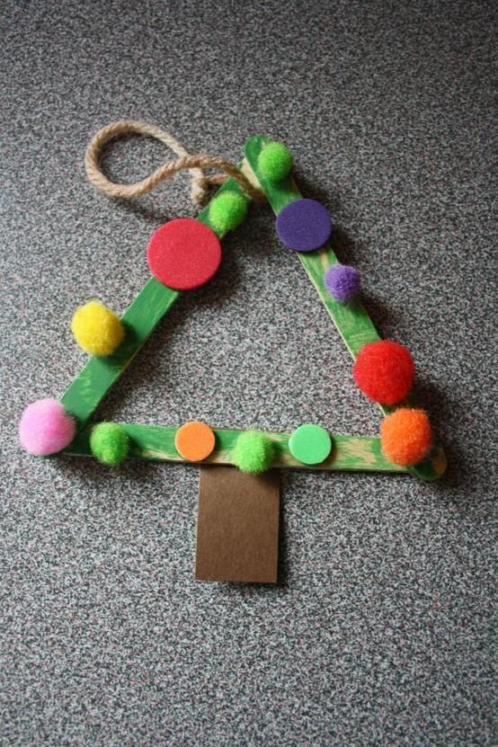 Manualidades de Navidad para niños y niñas - Paperblog