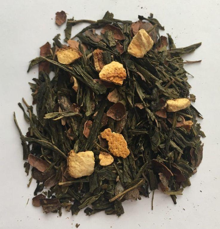 Mr Tea's Chocolate Orange by The Tea Experience