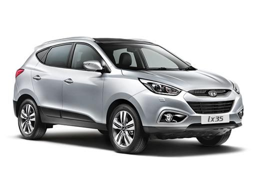 Hyundai IX35 ESTATE Lease Deals & Business Contract Hire Special Offers