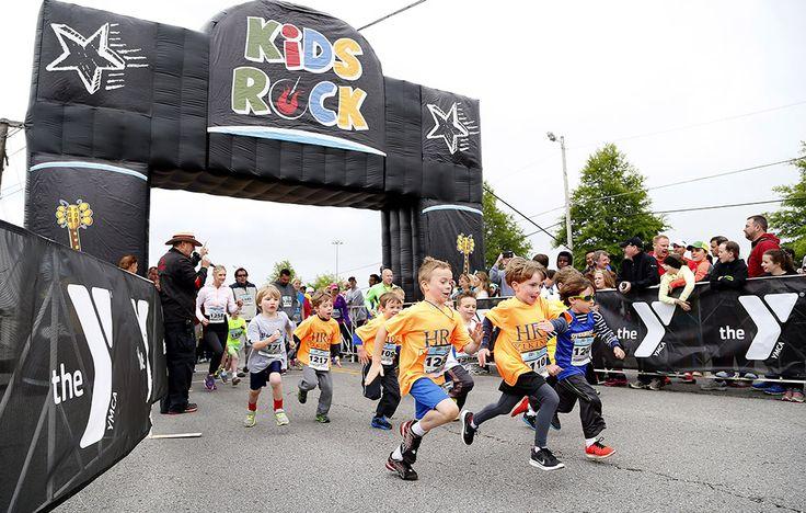 Rock 'N' Roll Nashville Marathon and Half Marathon http://www.runnersworld.com/bucket-list-races/bucket-list-10-races-for-the-whole-family/slide/3