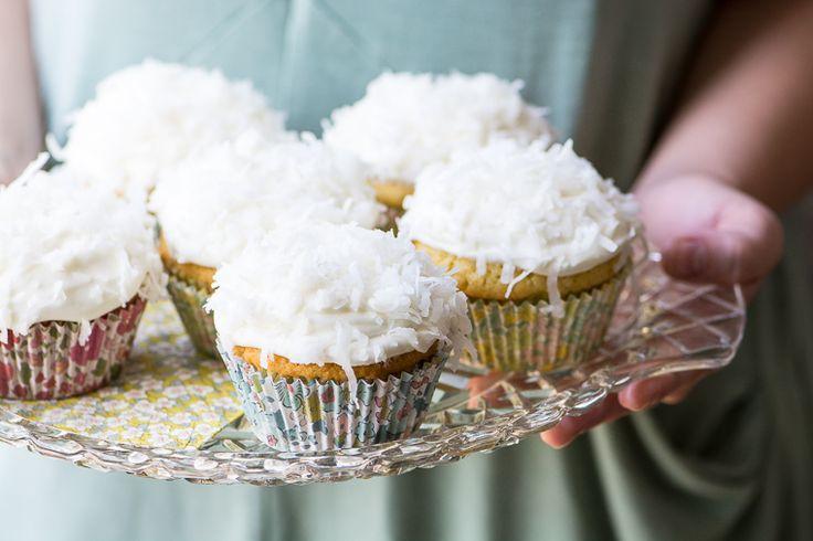 Ina Garten S Coconut Cupcakes Recipe Coconut Cupcakes