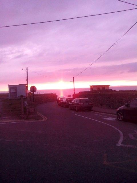 Ballybunion sunset