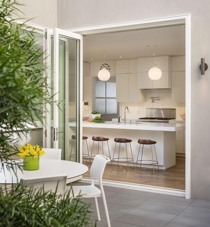 View into Kitchen - Sutro Architects