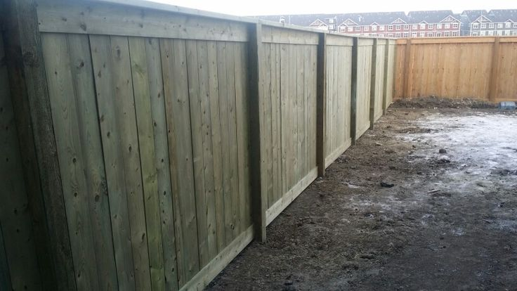 Bastion style 4x6 posts and 2x6 framing pressure treated........