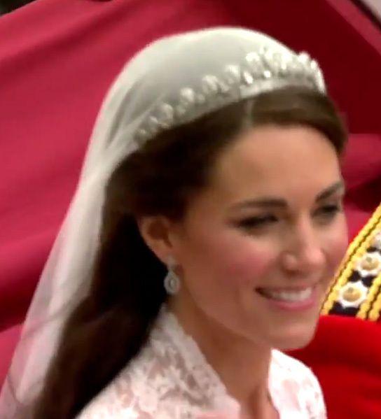 Kate Middleton's Royal Wedding Makeup