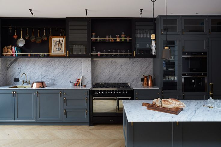 The Hackney Kitchen by Buster + Punch