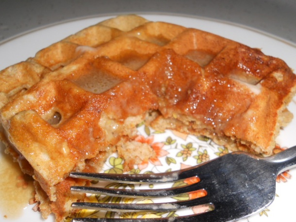 Whole Grain Waffles | Tried and True Eats | Pinterest