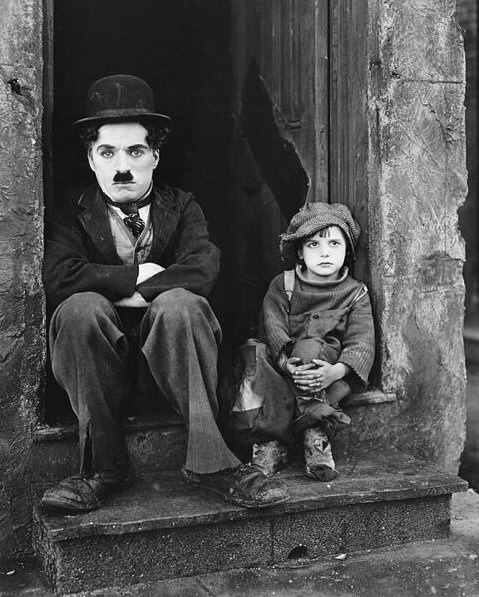 Charley Chaplin ...great great movie...