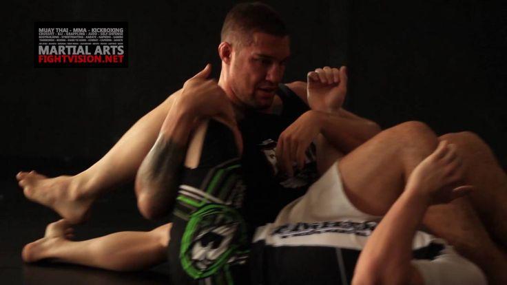BJJ for Professional MMA 2 | BJJ Black Belt Ray Elbe | Fight Vision