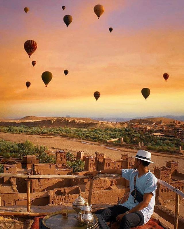 Morocco In Picture En Instagram ورزازات قصبة ايت بن حدوا منى أن من رأى هذه صور أن يعرف أن مغرب يحتوي على أماكن ساحرة عليكم زيارتها Map Of Morocco I 2020