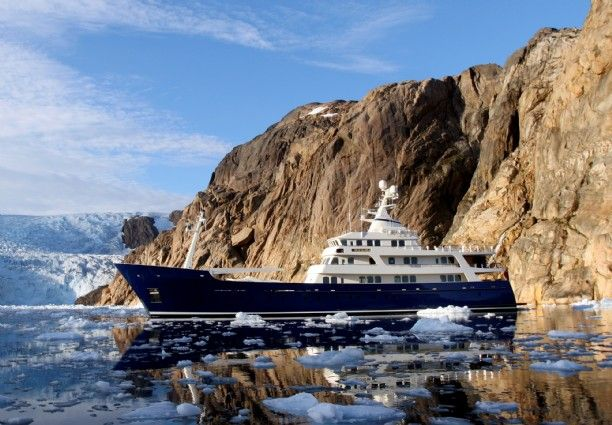 209 Expedition Yacht TURMOIL built by Royal Denship.