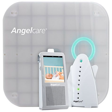 Buy Angelcare Video with Movement and Sound Monitor AC1100 Online at johnlewis.com