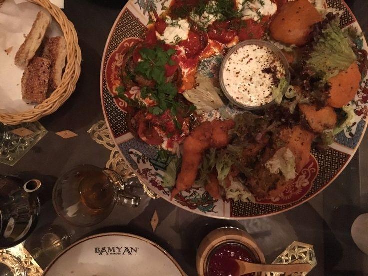 Bamyan Narges – afghanisches Restaurant im Glockenbachviertel