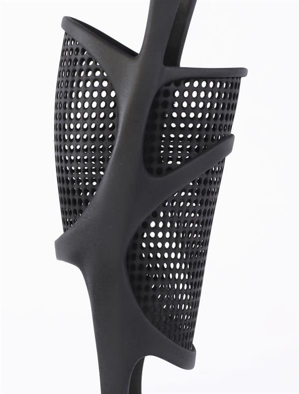 LIGHTWEIGHT KAFO SPLINT, 3D PRINTED LEG BRACE COST-EFFECTIVELY CUSTOMIZED FOR PERFECT FIT | Article - Thu 04 Jun 2015 07:29:10 AM UTC - Microfabricator.com