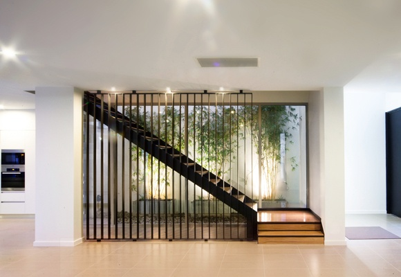 staircase divider