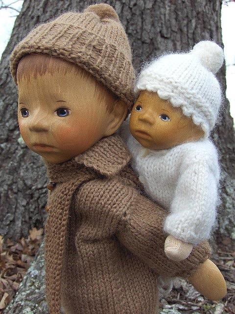 Pongratz dolls.