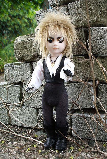 tits-mcgeek:  michelleclairewilliams:  Living Dead Doll custom! Adorable!  omg…