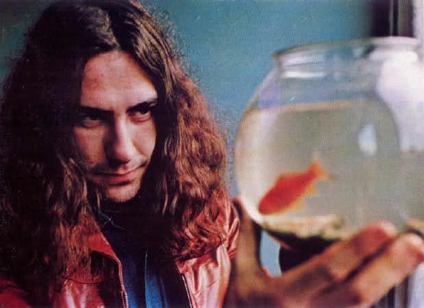 Bill Ward of Black Sabbath