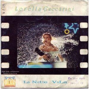 Lorella Cuccarini - La notte vola