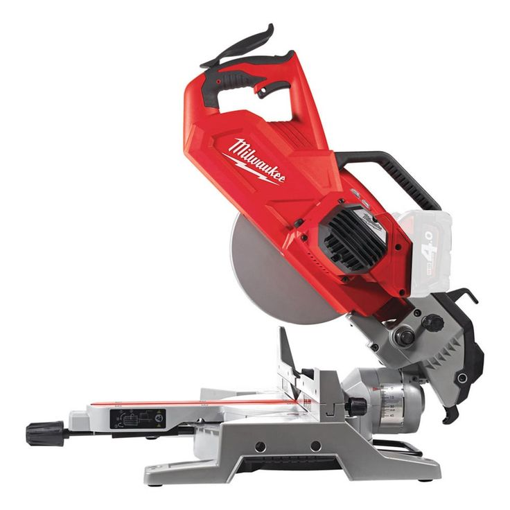 Milwaukee M18Sms216-0 Cordless M18 Compact 216mm Sliding Mitre Saw offers…