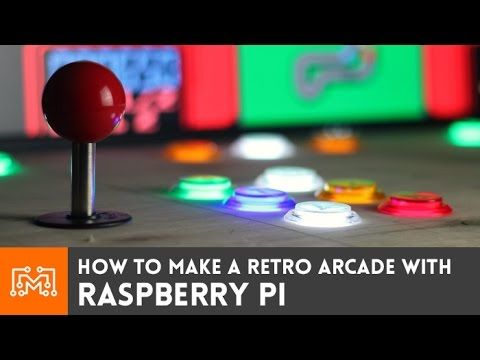 How to make a Raspberry Pi Retro Arcade (with NO programming) @mdalestewart this looks like a good project for the three stewart guys to do!