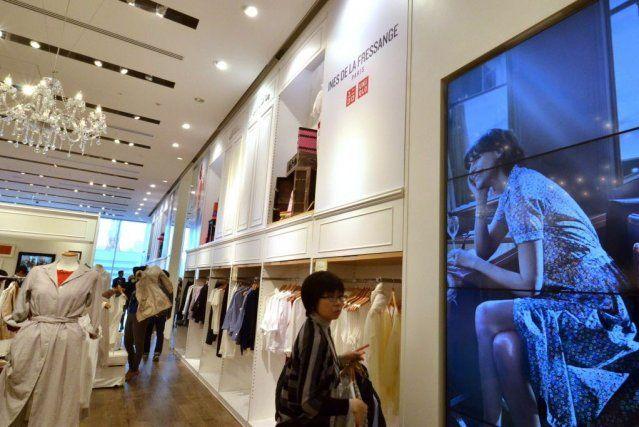 La marque japonaise Uniqlo poursuit sa stratégie de conquête d'un large public international avec une nouvelle collection de T-shirts imaginée par le chanteur-musicien en vogue Pharrell Williams et le producteur/créateur de «mode de rue» nippon surnommé Nigo (Tomoaki Nagao).