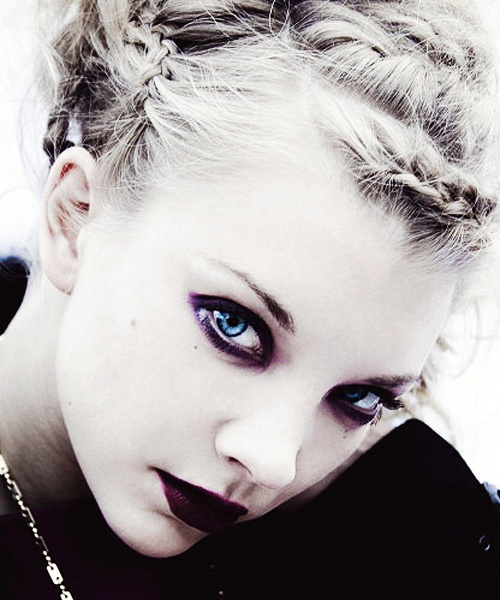 Pale as vampire, cold as ice  Natalie Dormer