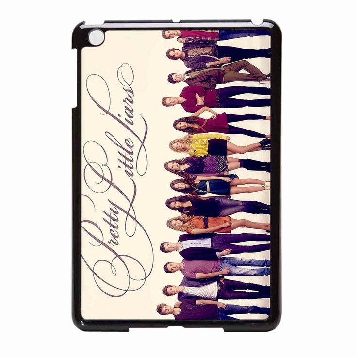 Pretty Little Liars 2 iPad Mini Case iPad Mini Case are made of the highest quality blend of polymers to protect and defend your beloved phone, long-lasting design that you will be proud to show off.