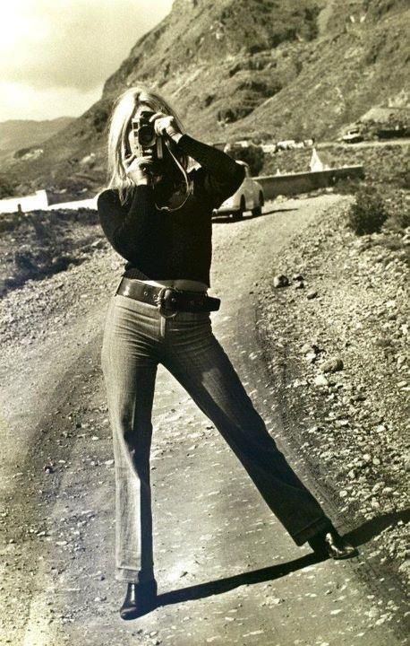 famouspeoplewithcameras: Brigitte Bardot