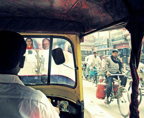 Varanasi down town