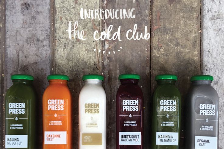 The Best Cold Pressed Juice Recipes On The Block