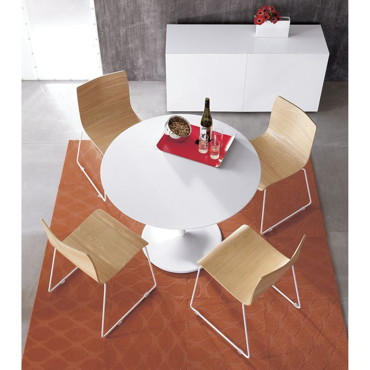 odyssey white dining table 27 best studio