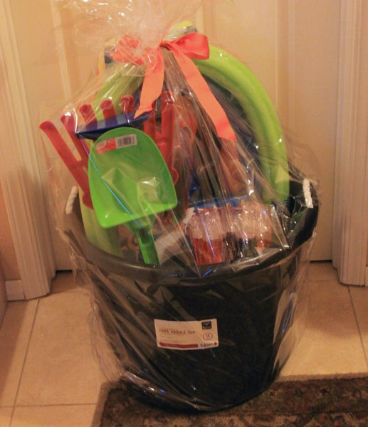 18 Best Images About Beach Themed Raffle Basket On