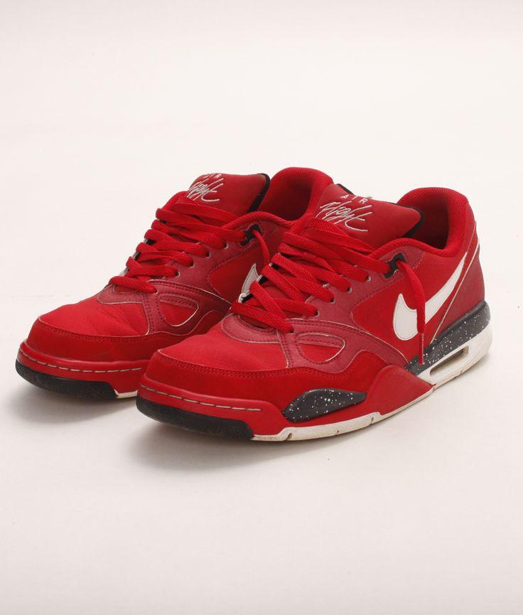 Nike Flight '13 Low Cherrywood Red