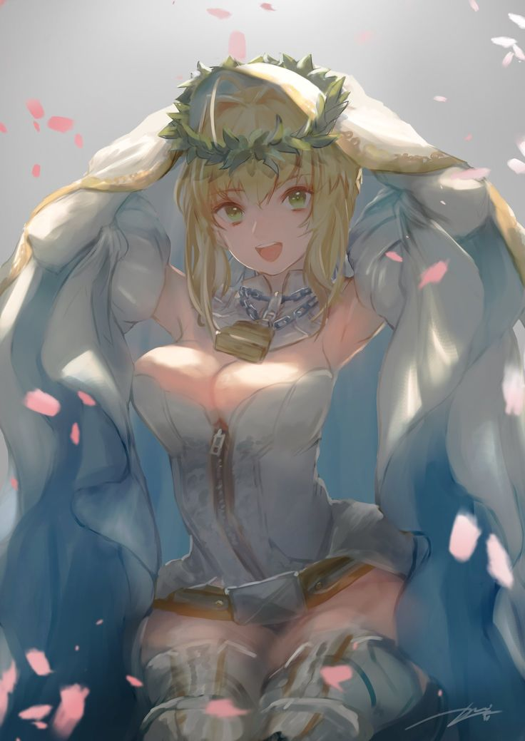Nero Claudius【Fate/EXTRA】   Картинки