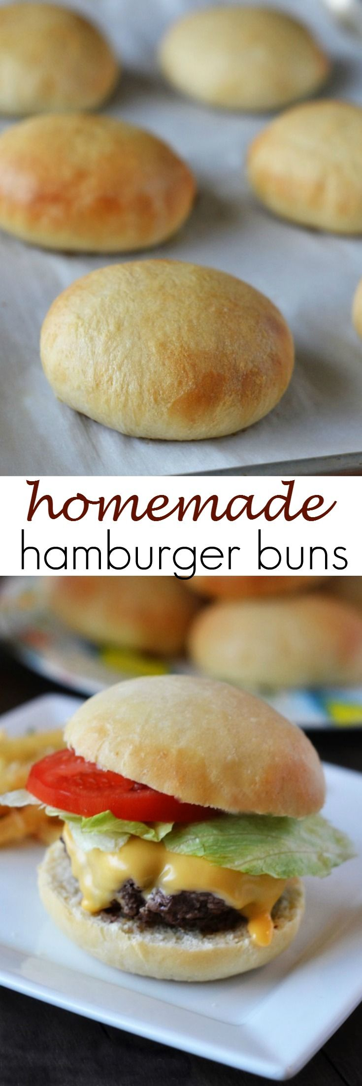 I've been a hard core domestic diva, lately. I don't know what's come over me. I've been whipping up Homemade Ranch Dressing, Homemade Taco Seasoning, Homemade French Fries and now Homemade Hamburger Buns… I really need to get out more. That being said, it's ALL been worth it. Especially these hamburger buns! They... Read More »