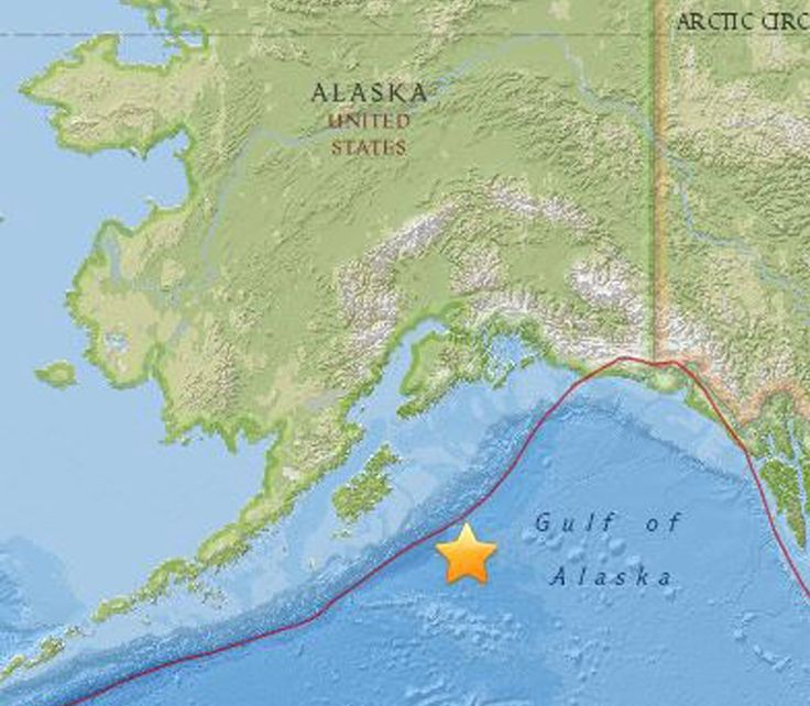 Tsunami Advisories Lifted After Alaska Earthquake