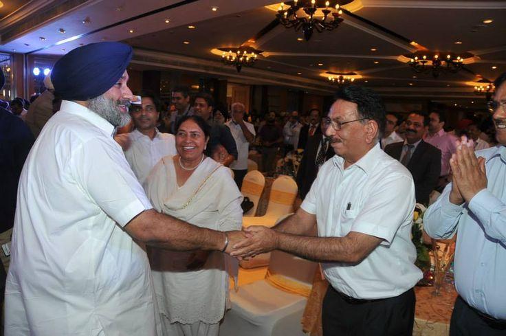 The event was attended by Punjab Deputy Chief Minister Sardar Sukhbir Singh Badal, New & Renewable Energy Minister Sardar Bikram Singh Majithia along with other dignitaries, developers, investors and bankers. #SukhbirSinghBadal #ShiromaniAklaiDal #punjabSolarSummit2015