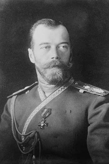 Portrait Tsar Nicholas I of Russia