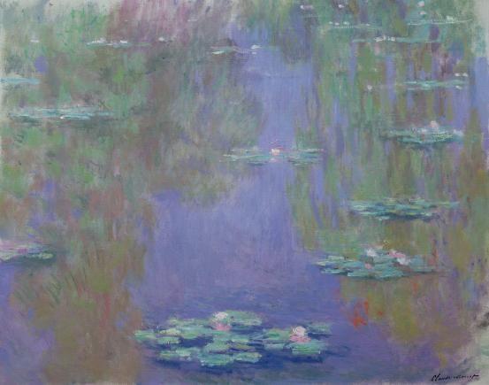 Monet's Garden - NGV exhibition