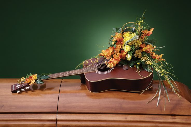 Pay tribute to someone who loved music.