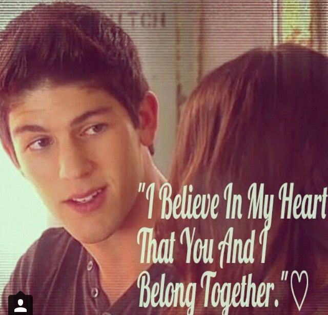 I know this line was pointed at Emma in every witch way aka Paola Andino but every night in my dreams I'm saying this to you rahart