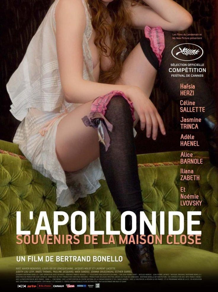 L'Apollonide - Os amores da casa de tolerância (L'Apollonide - Souvenirs de la maison close). Bertrand Bonello, 2011