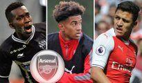 Sports - TodayUSA  Arsenal Transfer News LIVE: Golovin agent talks, Sanchez huge contract, Rodriguez bid