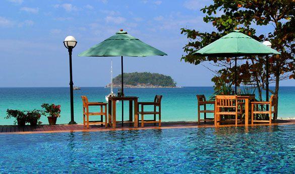 Kata Beach Resort.
