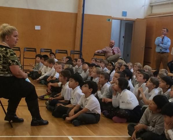 Assembly to explain the passports for the GC